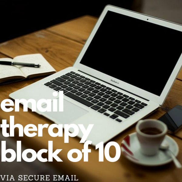 drama therapy email therapy block of 10